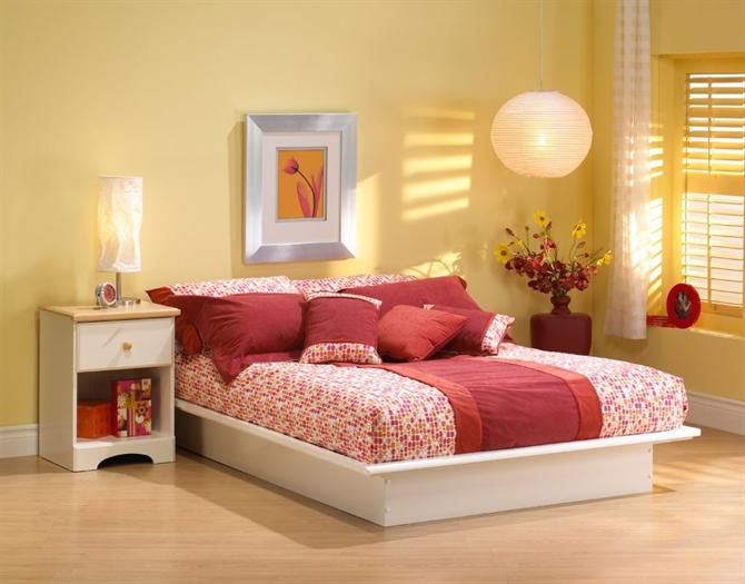 20131112013942843 Sleep well by putting the right feng shui bed