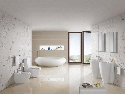 Note On Feng Shui For Modern Bathrooms