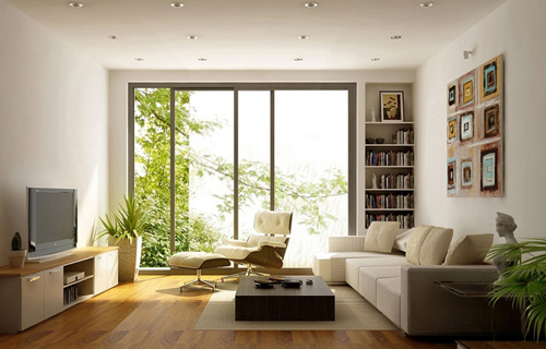 Feng Shui Is Perfect For Living Room
